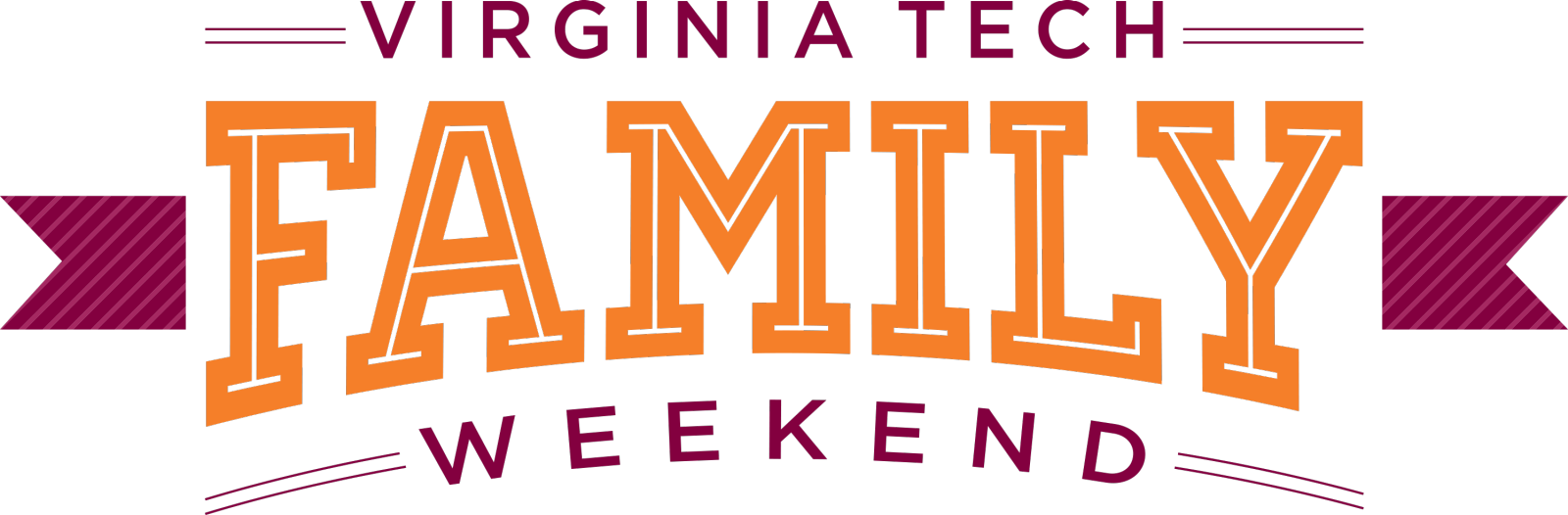 VT Family Weekend logo
